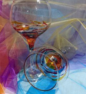 Arte en Cristal Cóctel Fantasía