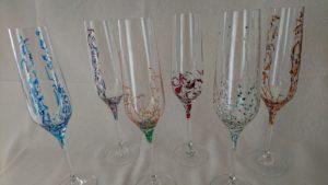 Arte en Cristal Flauta