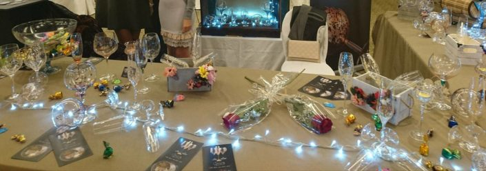 Arte en Cristal Gato Hollywoods Weddings I.C. Madrid