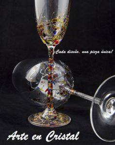 Arte en Cristal Modelo Fantasía
