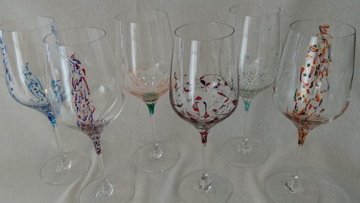 Arte en Cristal Vino