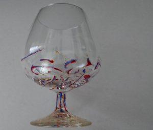 Copa Brandy Modelo Fantasía americano