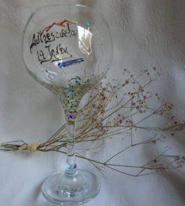 Copa Cóctel con logo empresa