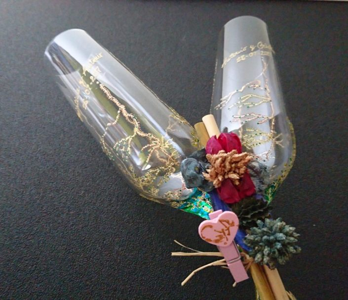 Copas Modelo Coral Flauta