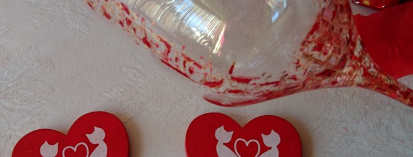 Copas Vino Modelo Triana Enamorados