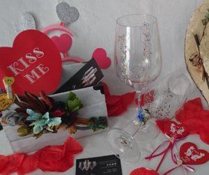 Copas Vinos Triana y Trepadora San Valentín