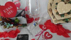 Copas Vinos Triana y Trepadora San Valentín regalo