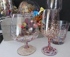 DIferentes tipos de copas y Modelos Americanos Regalo - -
