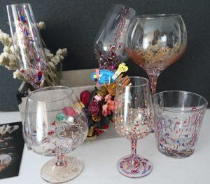DIferentes tipos de copas y Modelos Americanos Regalo