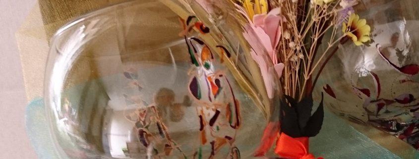 Envoltorio de regalo Modelo Triana Cóctel