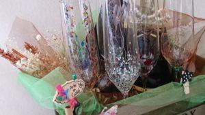Envoltorio de regalo Modelo Triana Flauta