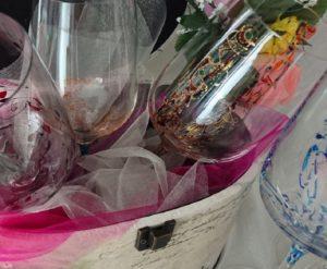 Envoltorio de regalo Modelo Triana Vino