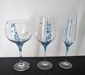 Modelo Ártico copas Flauta - Vino - Cóctel