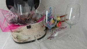 Modelo Ártico copas vino