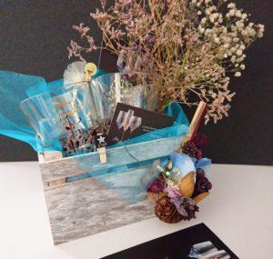 Modelo Arrecife Vasos Licor terminado