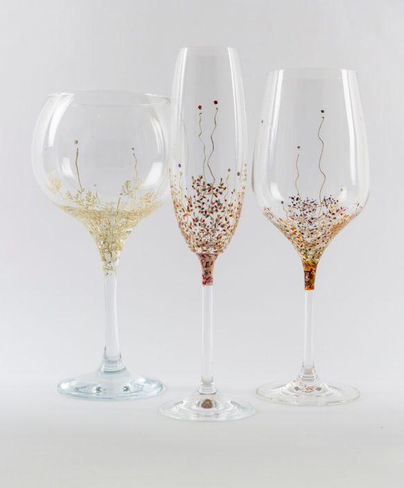 Modelo Tepadora varios tipos de copas
