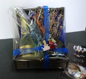 Modelo Trepadora copa Flauta acompañante finalizado