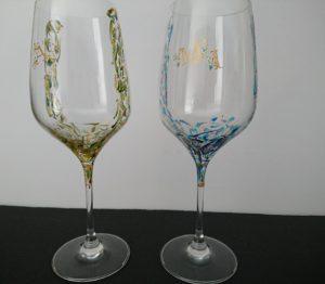 Modelo copa vino Triana