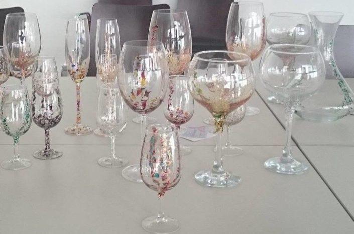 Museo del Vino Málaga varios modelos presentación