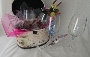 Regalo Modelo Arrecife copas vino