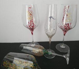 Varios Modelos copas vino y Flauta